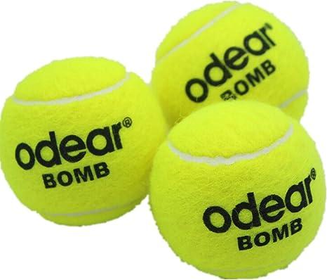 ODEAR Campeonato Extra Duty pelotas de tenis (1-can): Amazon.es ...