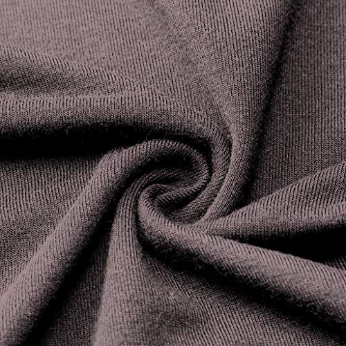 Zackate_Women Sweatshirts Women's Short Sleeve Casual Cold Shoulder Tunic Tops Loose Blouse Shirts by Zackate_Women Sweatshirts (Image #8)