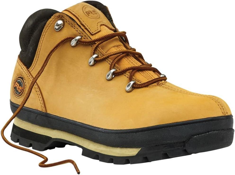 Timberland Pro Splitrock Pro tamaño 8 trigo botas de seguridad: Amazon.es: Bricolaje y herramientas