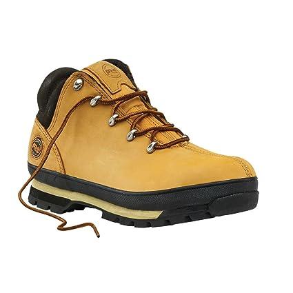Timberland Pro Splitrock Pro tamaño 8 trigo botas de seguridad
