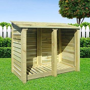Rutland County Garden Furniture - Cabaña de madera (hecha a mano ...