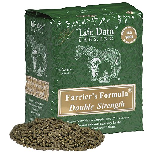 LIFE DATA LABS Farrier S Formula 2X Strength Bag, 11 lb.