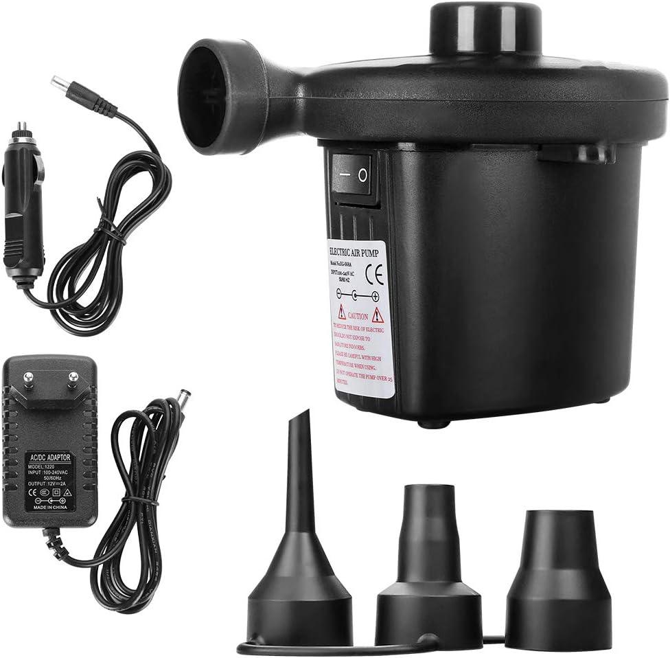 CNXUS Bomba de Aire Eléctrica Hinchador Electrico Inflador ...
