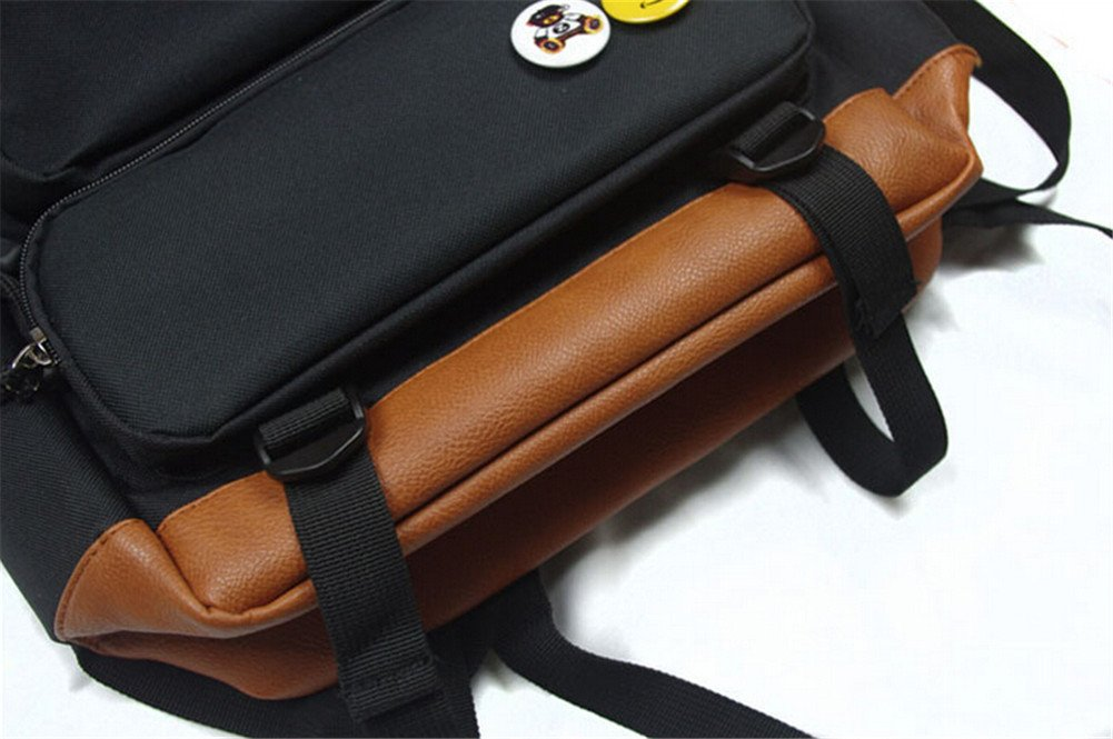 YOYOSHome Anime Attack on Titan Cosplay Daypack Bookbag College Bag Backpack School Bag