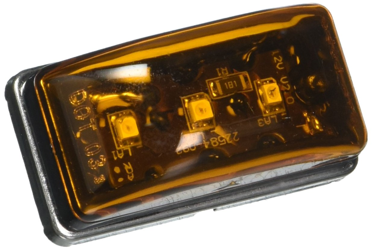 Optronics MCL95AS Amber LED Clearance Light