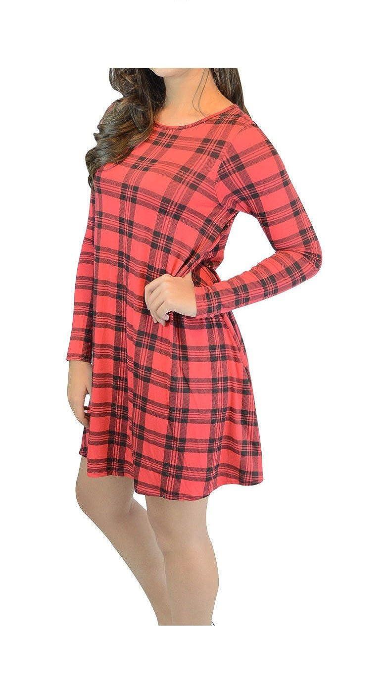 Fashion 4 Less - Vestido - para Mujer: Amazon.es: Ropa y accesorios