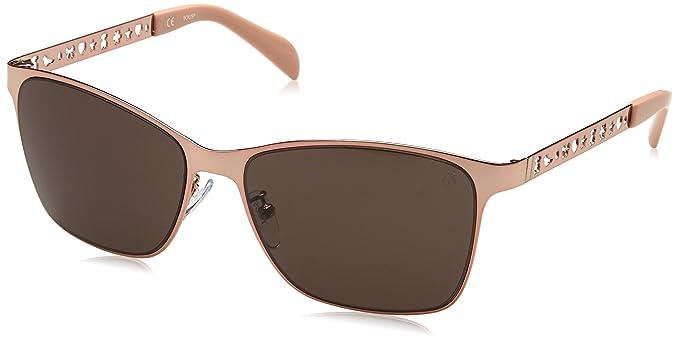 Tous STO333-570L41 Gafas de sol, Shiny Light Pink, 57 para ...