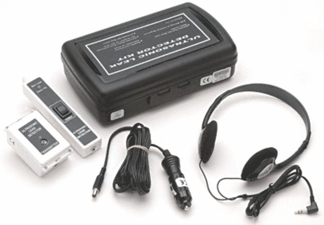 CRL Ultrasonic Leak Detector - Wand Style