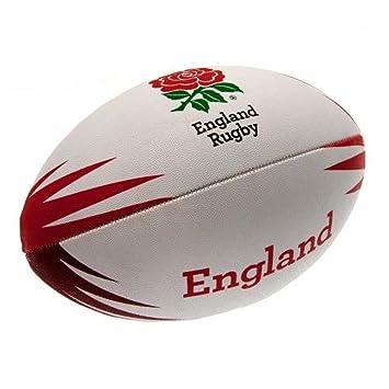 Selección inglesa de Rugby pelota de Rugby oficial de regalo - una ...