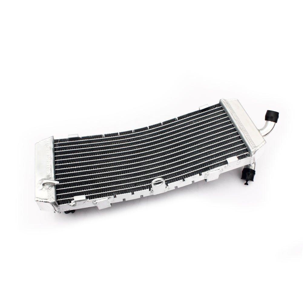 TARAZON オートバイ ラジエーター ラジエター 冷却クーラー アルミ製 適合車種 ヤマハ Yamaha T-Max T Max 530 1997-2011 98 99 00 01 02 03 04 05 06 07 08 09 10   B07PWC16P5
