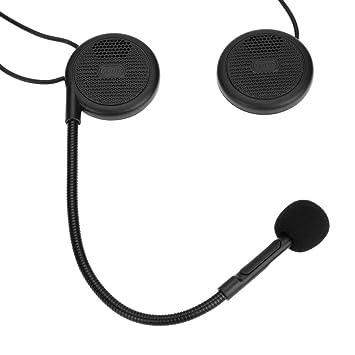 Freedconn Docooler L1 Minus Auriculares Bluetooth 4.0 para Casco de Motocicleta Inalámbrico Estéreo Mano Libre con Mic para Android/iOS / Windows Phone Otro ...