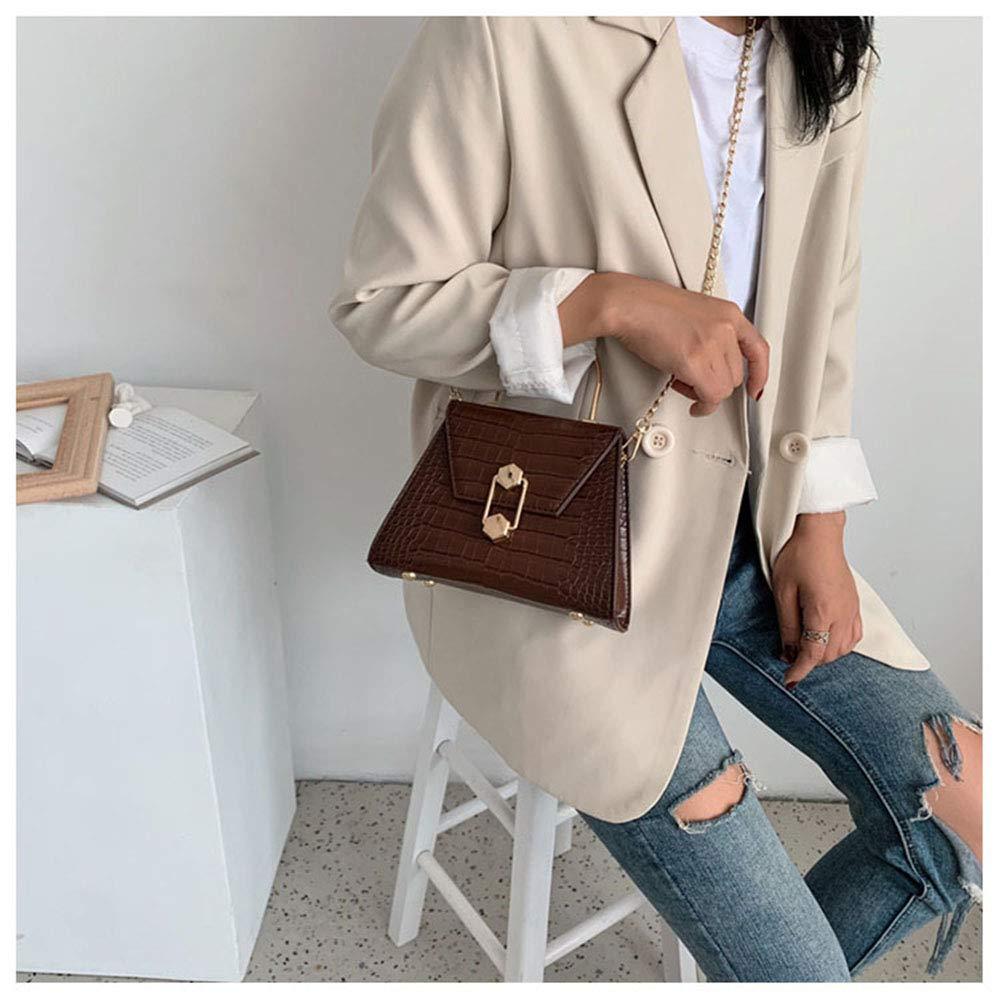 Qi Små aftonväskor för kvinnor crossbody väska kedja axel kväll röd kuvertväska formell väska, GYH Dbf