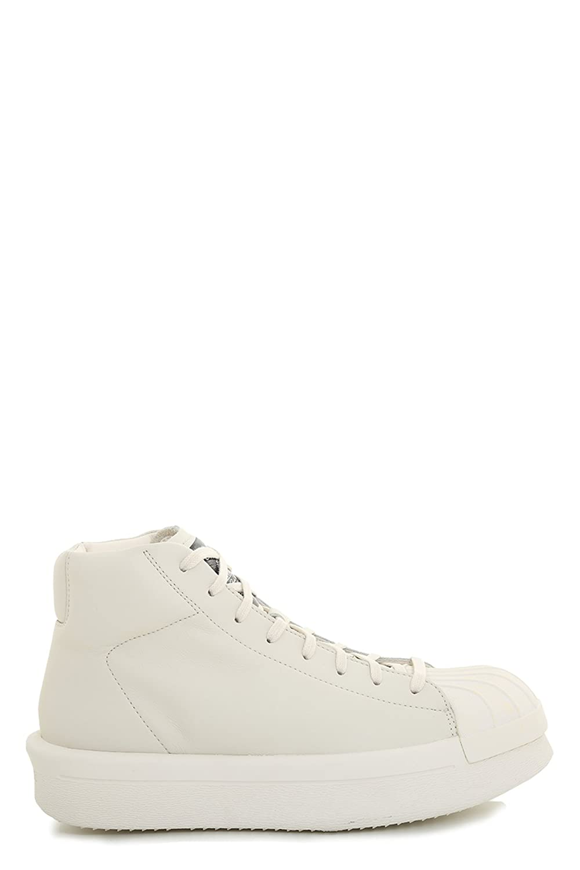 0d12528c18378 Adidas x Rick Owens Men Mastodon Pro Model II White ro Milk ro Black ...