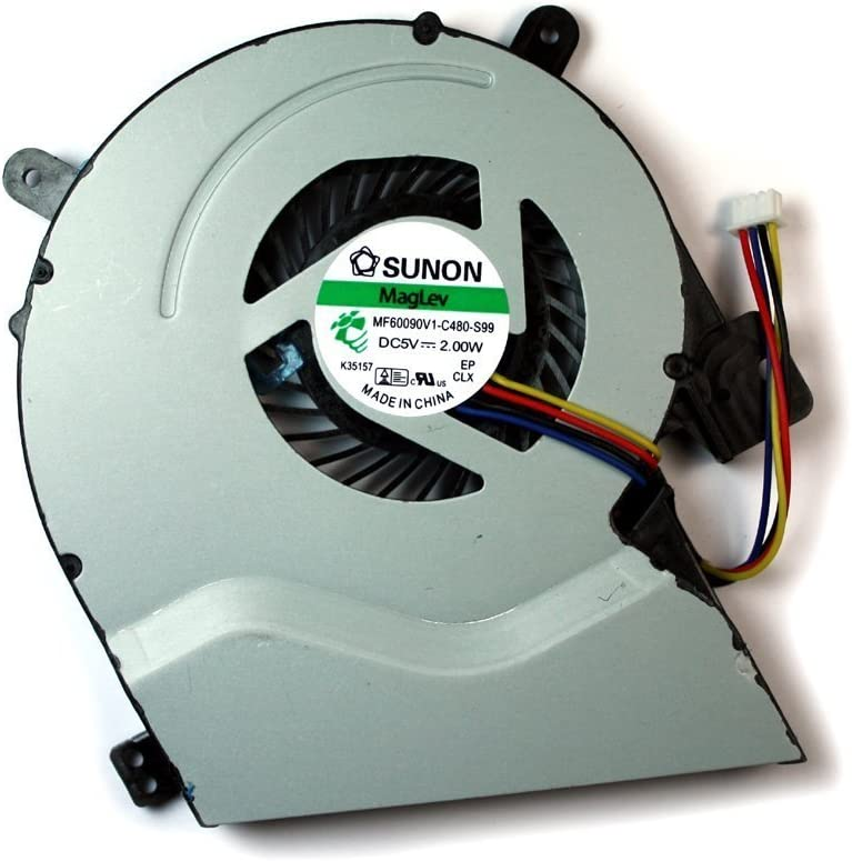 New CPU Cooling Cooler Fan for Dell Latitude 3340 EF50050S1-C320-S9A 990WG 0990WG