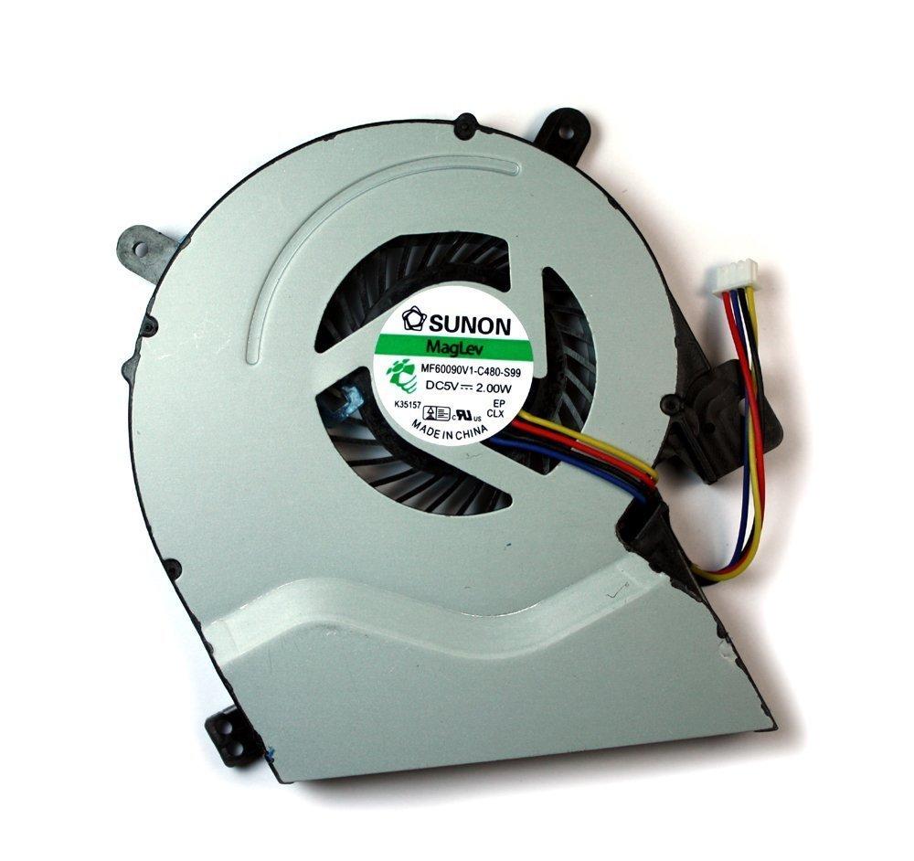 Cooler Para Asus X551c X551ca X551m D550m F551 F551ma F551ca D450c D550ca D550ma