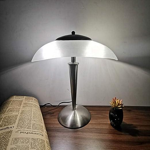 JJohnsn Iluminación del hogar Lámpara de Mesa Dormitorio ...