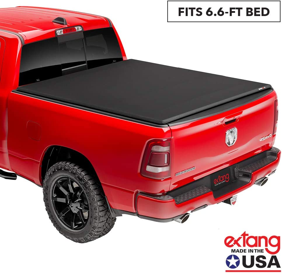 92486 Extang Trifecta 2 0 Soft Folding Truck Bed Tonneau Cover Fits 2017 20 Ford Super Duty 69 Bed Tonneau Covers Exterior Accessories