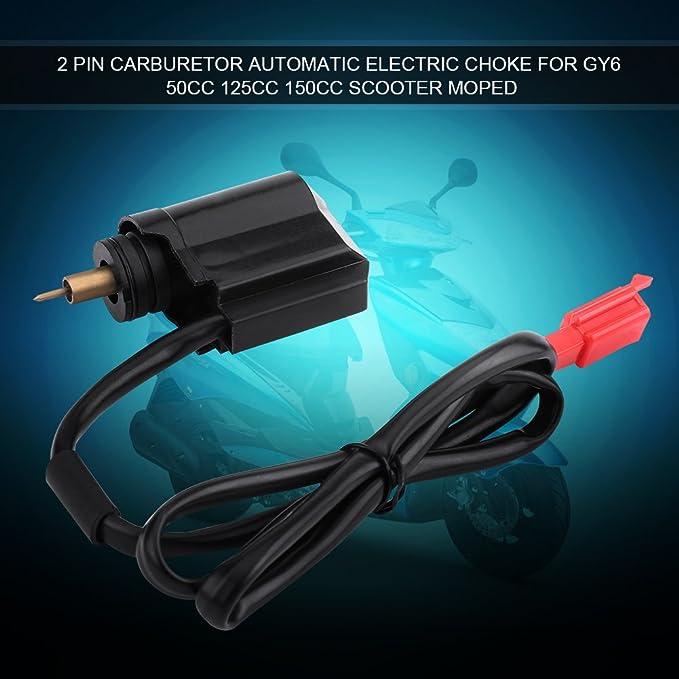 Elektrische Drossel Vergaser Automatische Elektrische Drossel Für Gy6 50cc 125cc 150cc Roller Moped Auto