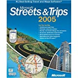 Microsoft Streets and Trips 2005 [Old Version]
