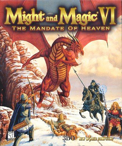 Might and Magic VI: Mandate of Heaven