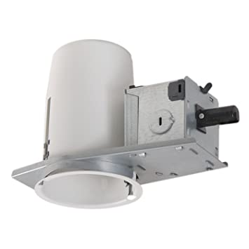 Halo Recessed H36RTAT 3 Inch Housing Non Ic Air Tite Shallow Ceiling 120Halo Recessed H36RTAT 3 Inch Housing Non Ic Air Tite Shallow  . Shallow Housing Recessed Lighting. Home Design Ideas