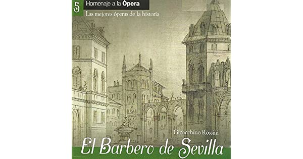 Amazon.com: Il Barbiere di Siviglia, Act I: