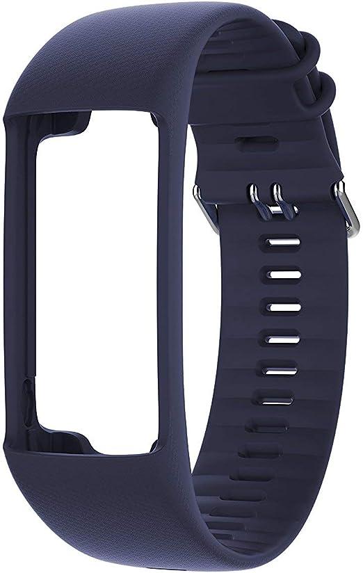 Wechselarmband Wrist Strap Dunkelblau Deep Blue M L Navigation