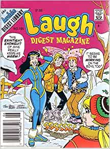 Archie Laugh Comic Digest #10  1977 VG cond M16