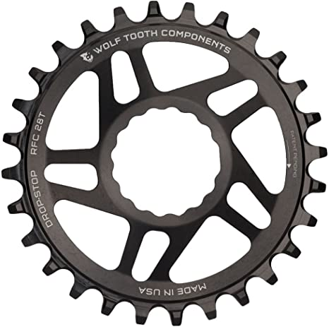 Wolf Tooth Boost Race Face Plato Bicicleta, Negro, 34: Amazon.es ...