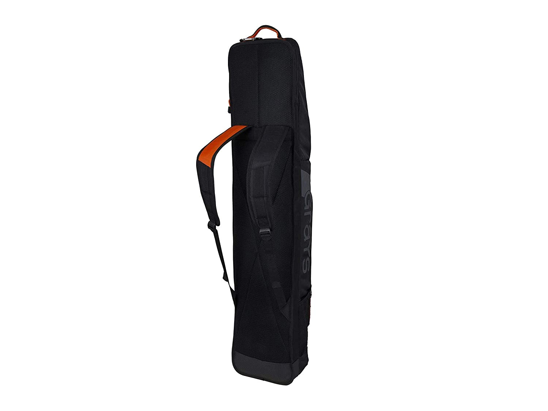 Bolsa para Kit de Hockey Color Negro y Naranja GRAYS Gamma 2019//20