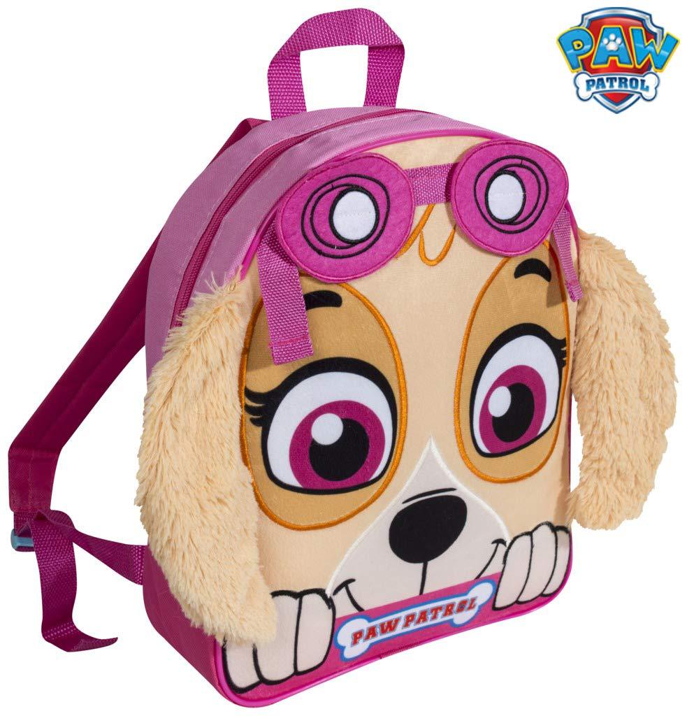 Paw Patrol Quartier Generale Zaino per Bambina Kawaii Zaini Sj Elementari Cartella Scuola La Squadra dei Cuccioli