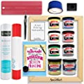 Silhouette Cameo Screen Printing Bundle with Extra Paints