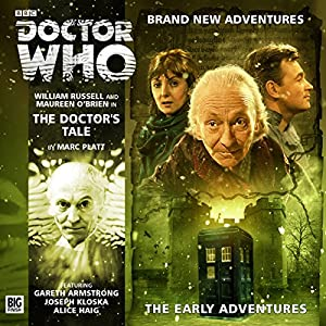 Doctor Who - The Doctor's Tale Audiobook