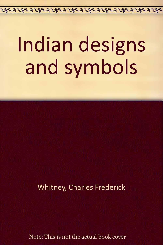 Indian Designs And Symbols Amazon Charles Frederick Whitney