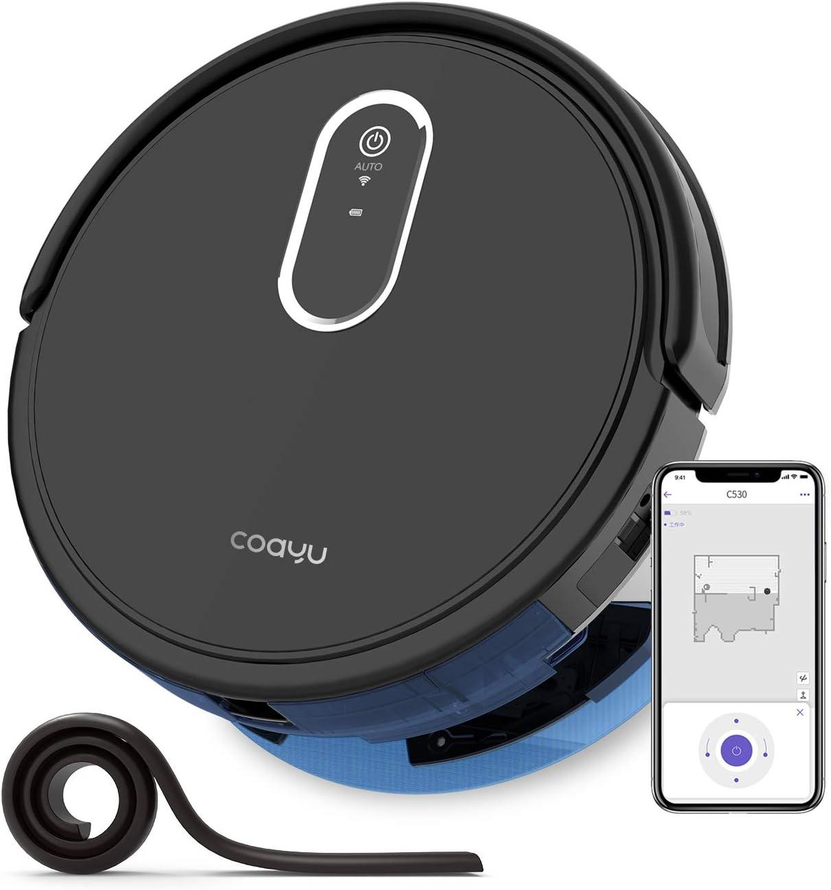 COAYU C530 Alexa App Control,Robotic