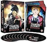 Fullmetal Alchemist Complete DVD-BOX (1-64, 1525min) [DVD]