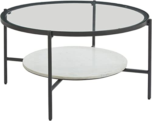Signature Design Round Coffee Table