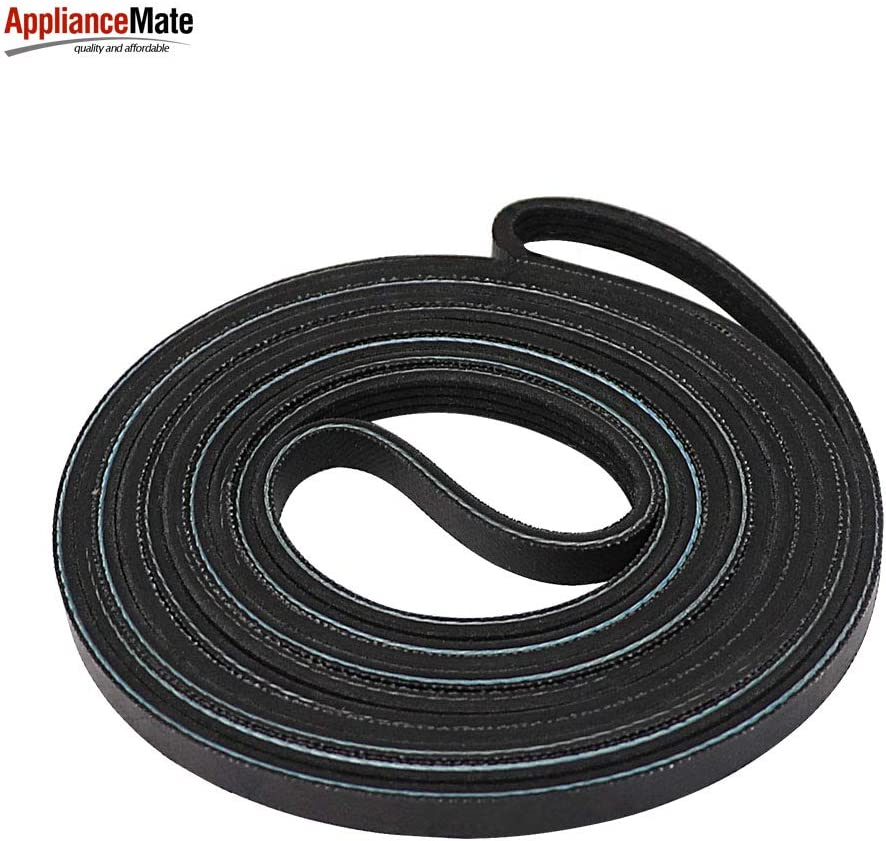Appliancemate 3387610 661570 Dryer Drum Belt Compatible With Whirlpool Kenmore
