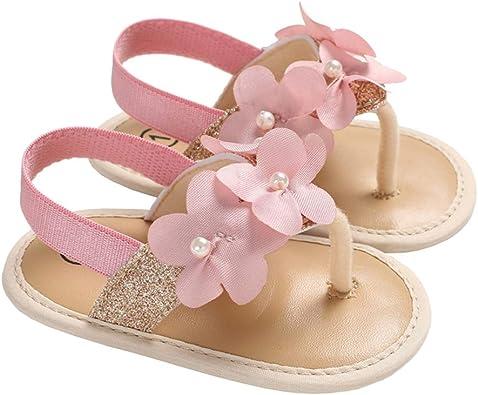 Baby Girls Flower Bundles Sparkle Flip