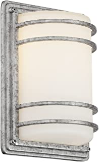Habitat collection 11 high indoor outdoor led wall light habitat collection 11 12 high indoor outdoor wall light workwithnaturefo