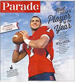 Football] Player of the Year, Will Grier, Bob Costas