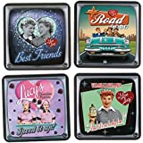 I Love Lucy Collectible Coaster Set of 4