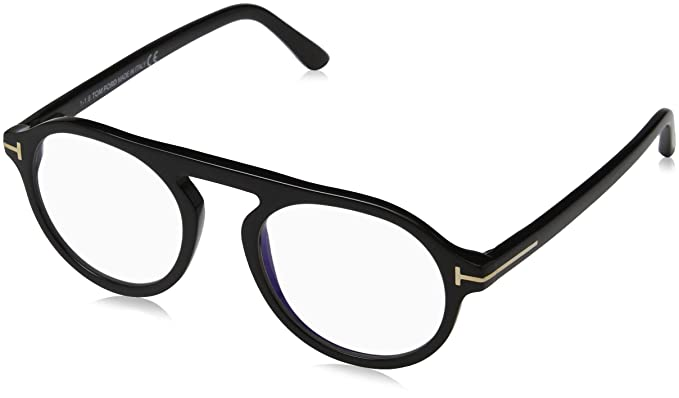 e19542fd3 Image Unavailable. Image not available for. Color: Eyeglasses Tom Ford FT  5534 -B 001 shiny black