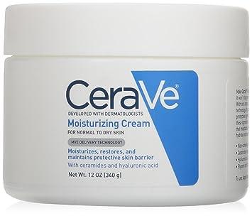 Amazon.com : Cremas Humectantes Para La Cara Y Cuerpo - Con Ceramidas Y Acido Hialuronico - Para Piel Sensible Y Reseca : Beauty