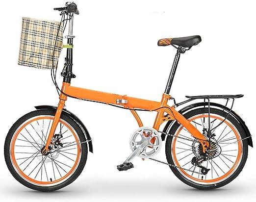 XYSQ Las Bicicletas Plegables Estructura Ligera De Aluminio, Acero ...