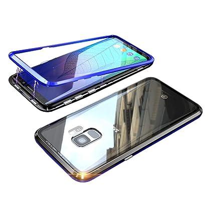 Amazon.com: Samsung Galaxy S9 Funda Magnética de Adsorción ...