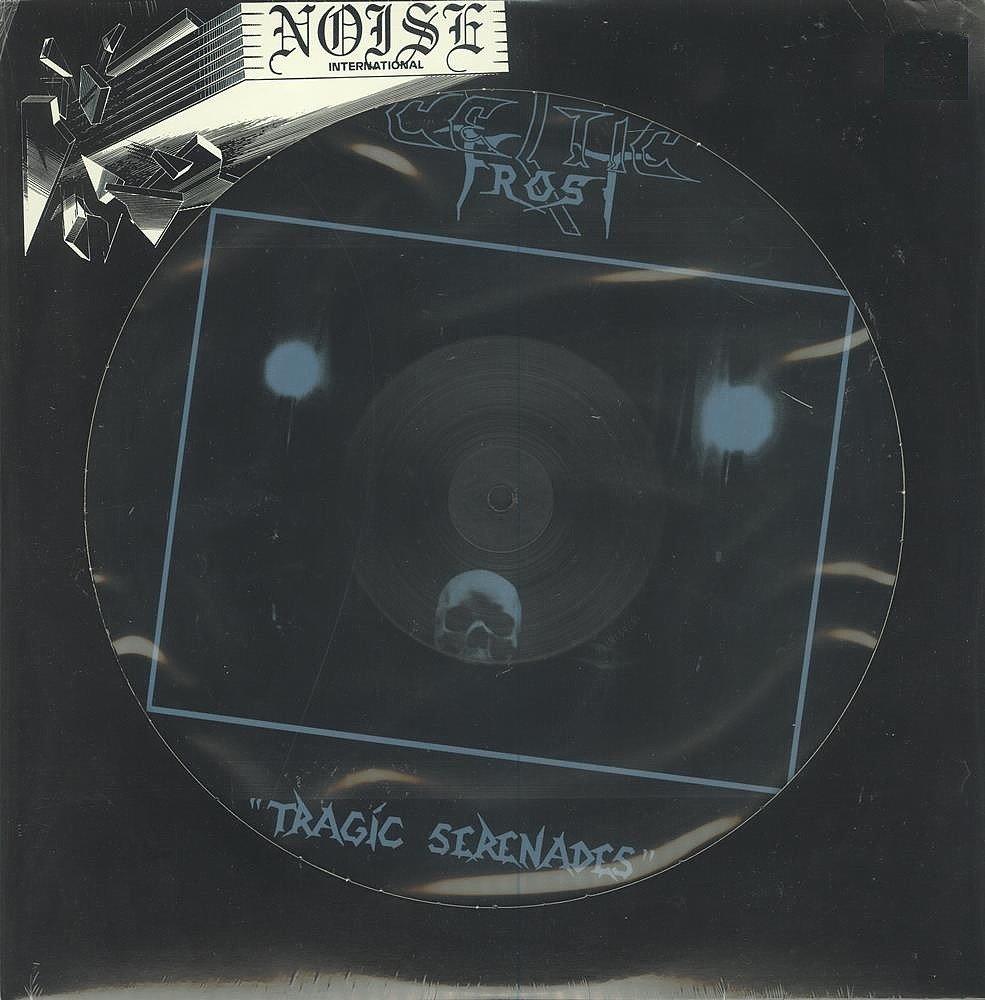 Tragic Serenades - 2018 Record Store Day Exclusive - Picture Vinyl