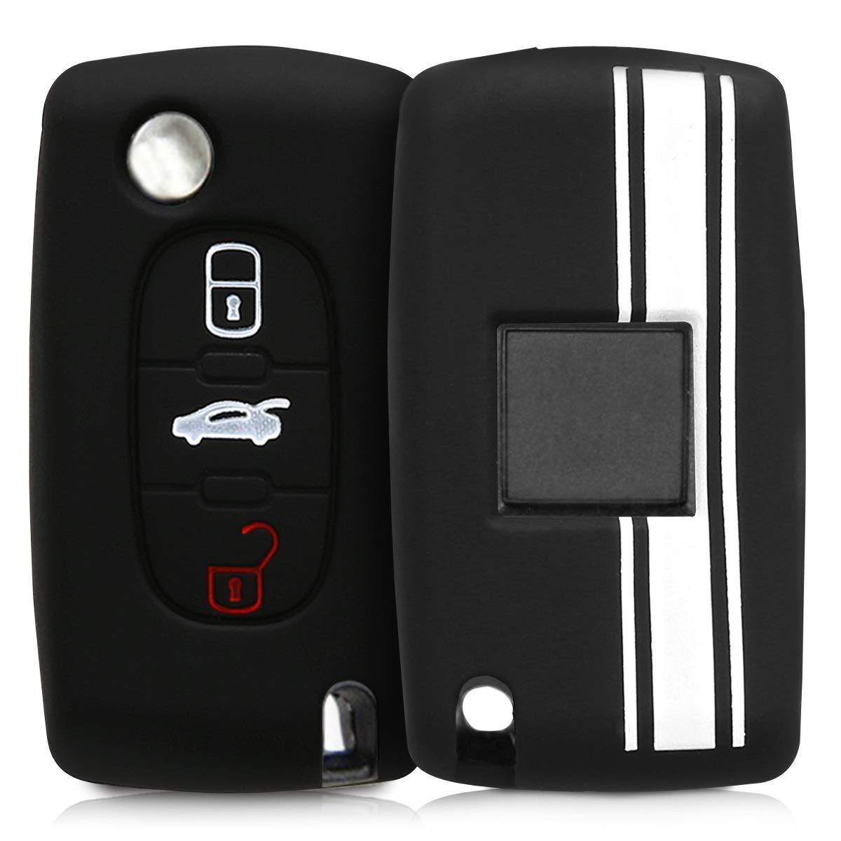 Fob Guard Car Key Signal Blocker Bag WIFI Car Key Signal Blocker Case GSM Blocker Case 2 Pack and 5 Pack RFID Blocking Secure Card Holder Nabance Signal Blocking Case Antitheft Lock Devices RFID Blocker LTE NFC