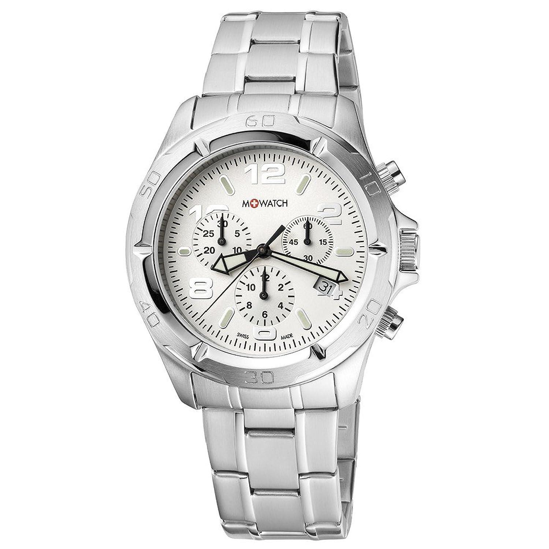 M-WATCH Herren-Armbanduhr Drive Chronograph Quarz WBD.16410.SJ
