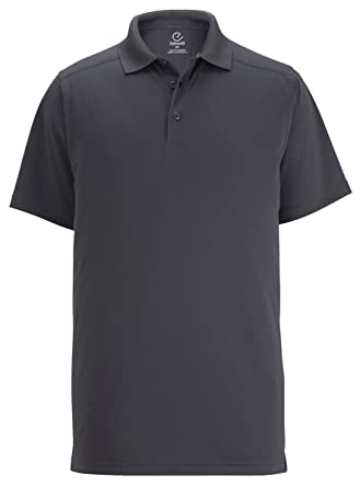 Edwards Mens Snag Proof Long Sleeve Polo